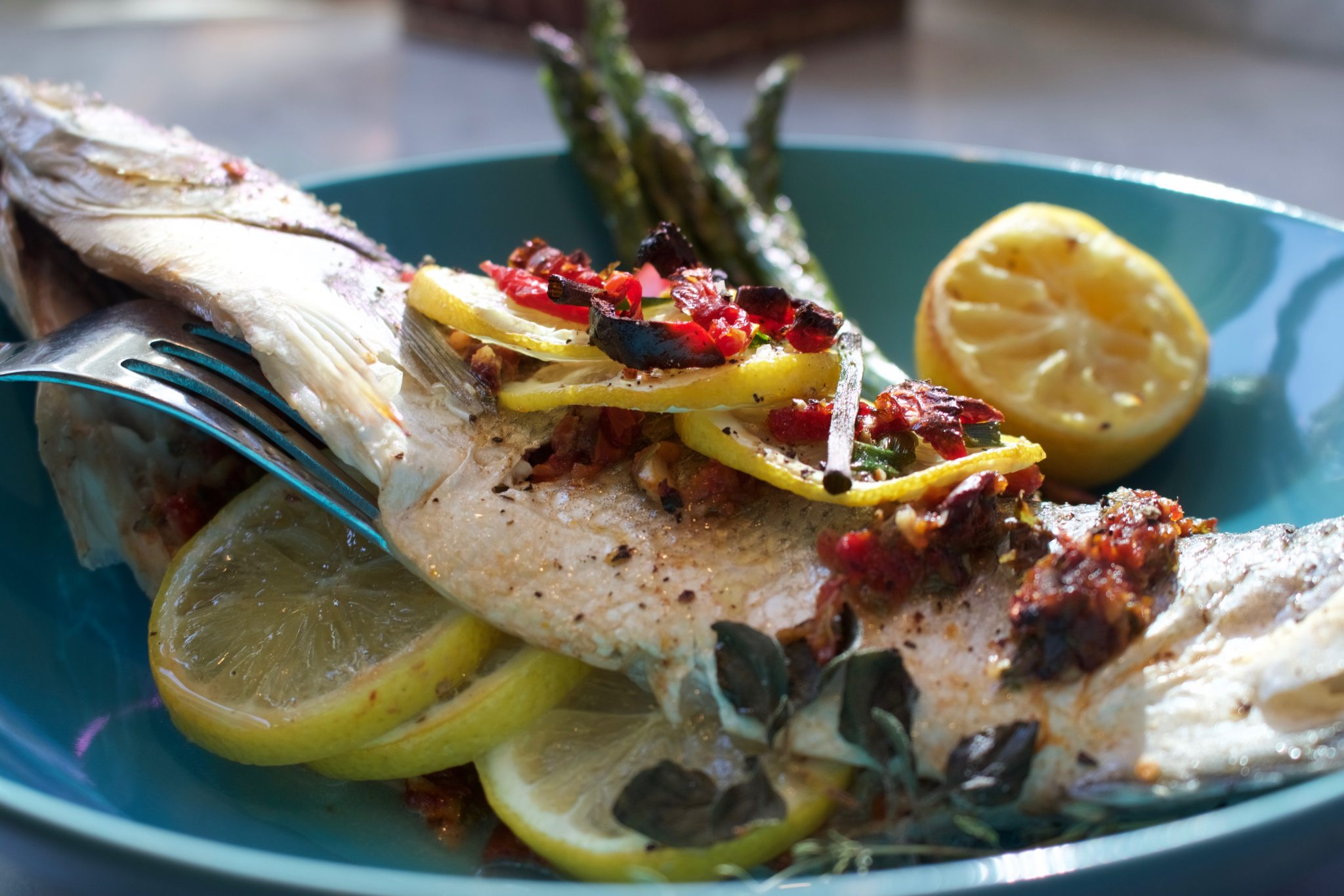 Whole Fish, Cooking Whole Fish, Health Benefits of Fish