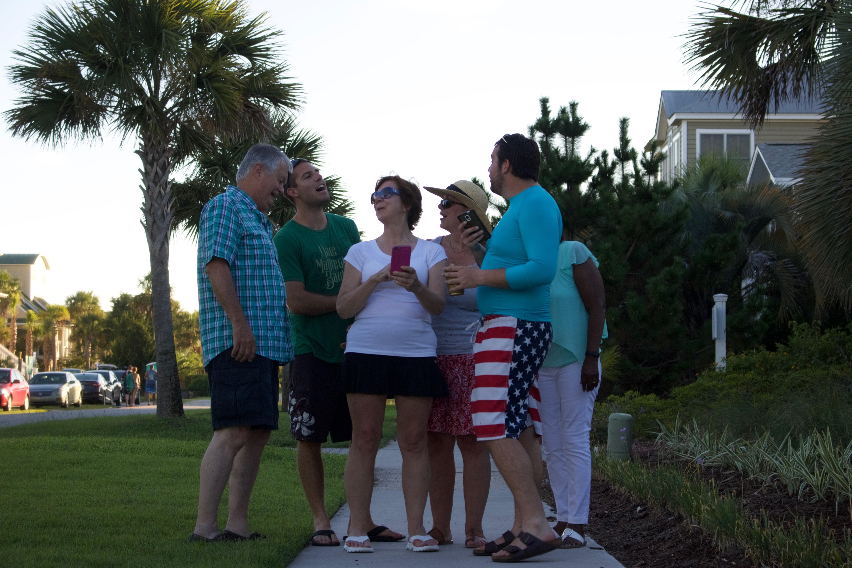 Beach Week, Family, Friends, Relationships, Pokemon GO