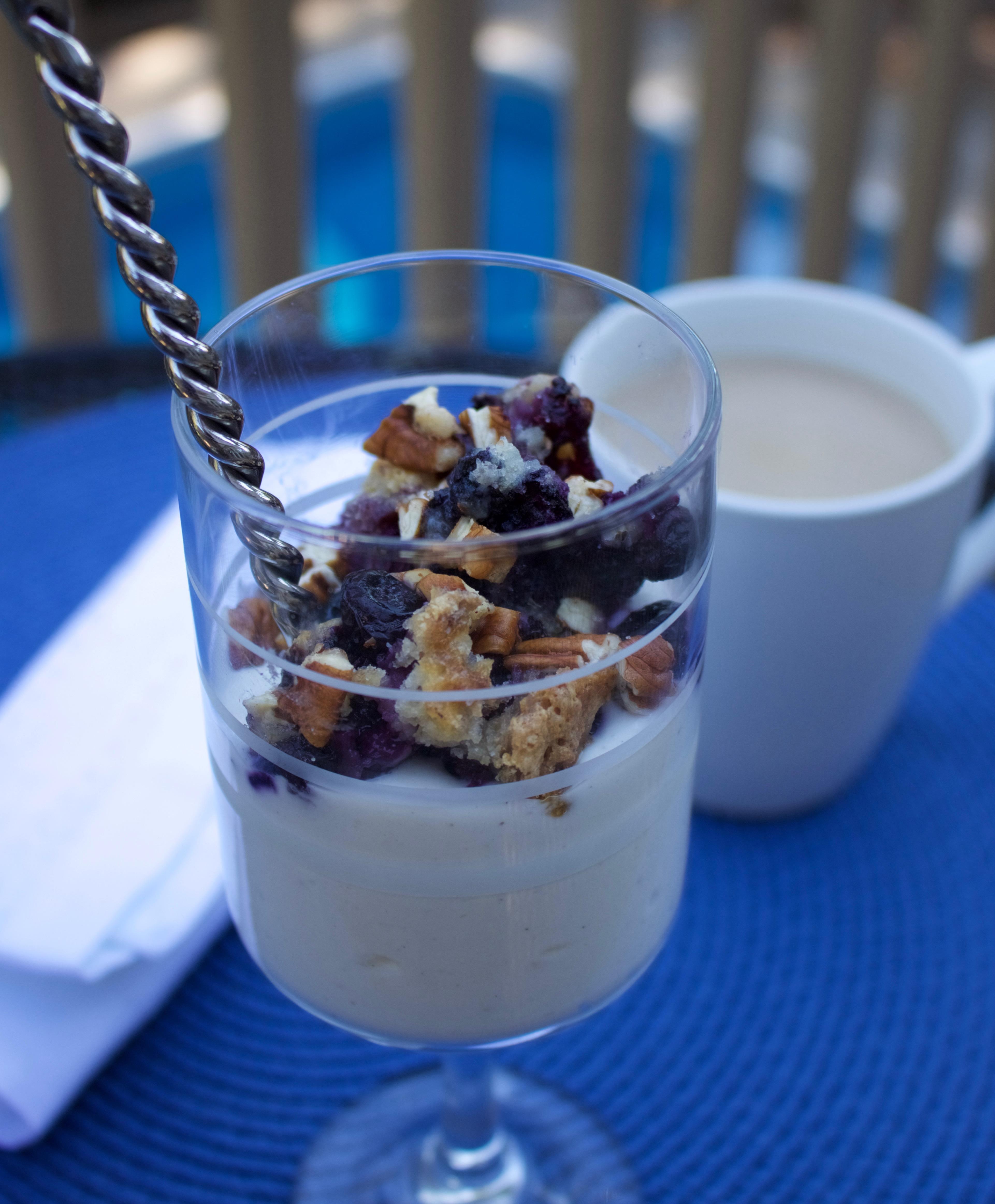 Pantry Cobbler Dessert Yogurt