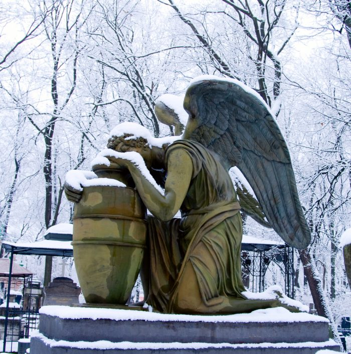 Desolate Russian Winter