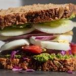 Kale Pesto/Sandwich Spread